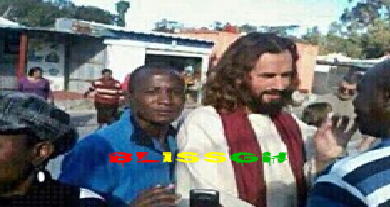 Photo of Jesus In Ghana taifa
