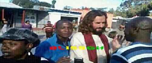 jj - Jesus In Ghana taifa