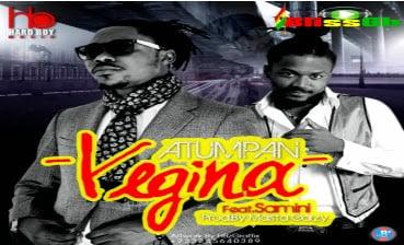 ATUMPAN REGINA FT. SAMINI  - Atumpan - Regina ft. Samini