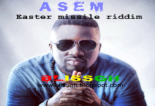 Photo of Asem Easter Missile Riddim