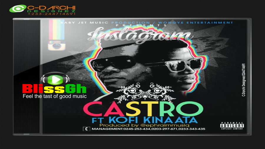 castro - Music: Castro ft. Kofi Kinaata - Instagram