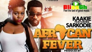 Photo of Kaakie ft. Sarkodie African Fever