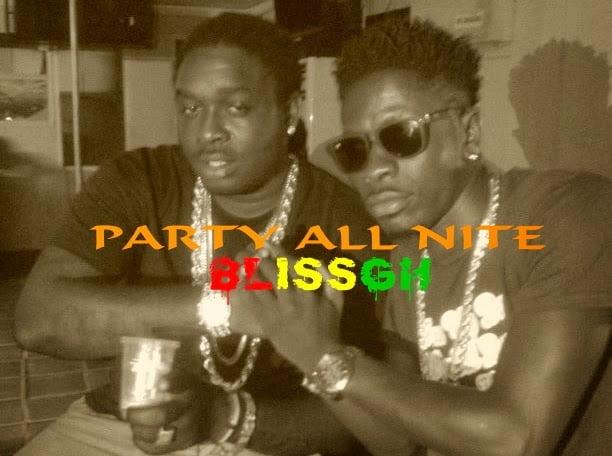 shatta wale ft. jah vincy party all nite - shatta wale ft jah vinci - party all night