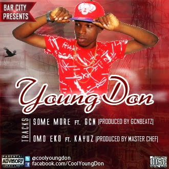youngdon - YoungDon - Some More - Omo Eko