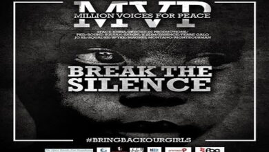 Photo of 2Face Idibia MVP Break The Silence #BringBackOurGirls