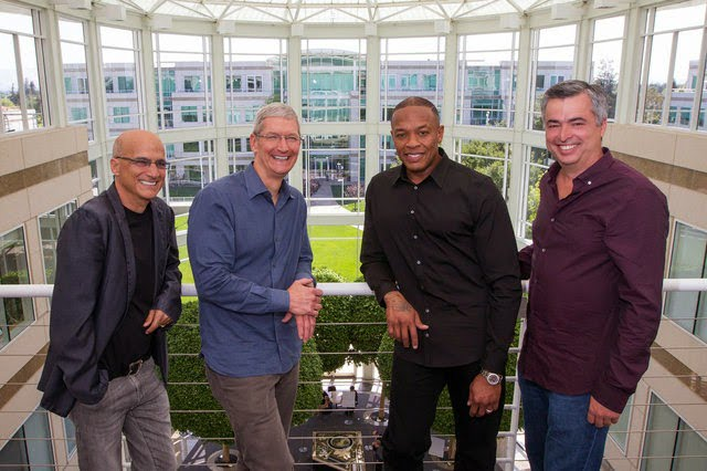 Apple Beats 1 - Apple confirms it's buying Beats for $3 billion