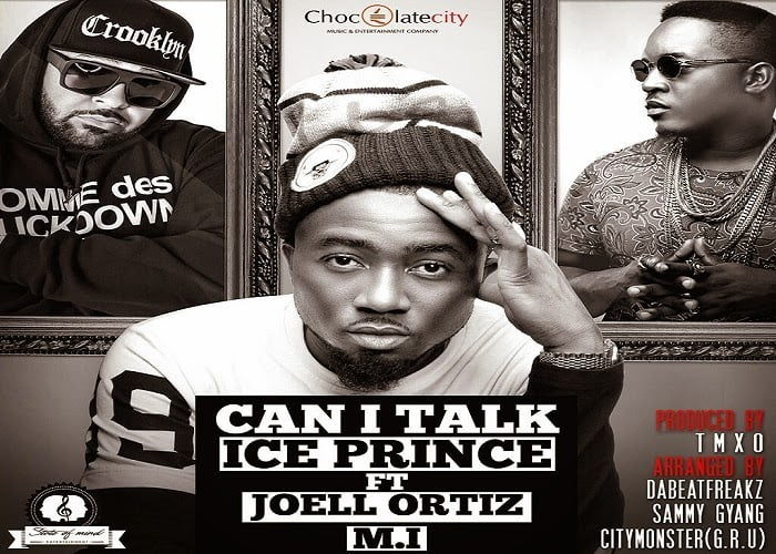 Can I Talk Ft. Joell Ortiz 26 MI Abaga blissgh - IcePrince Can I Talk Ft. Joell Ortiz & MI Abaga