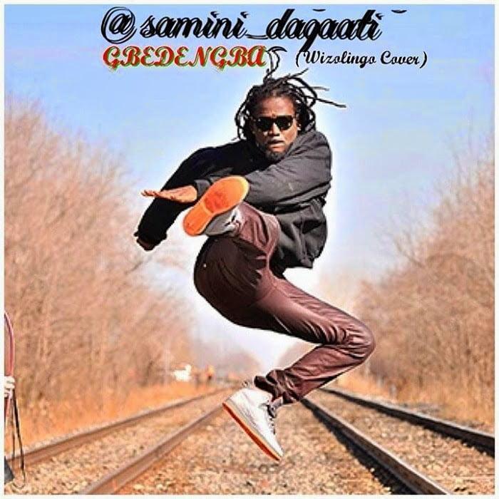 Samini Gbedengba wizolingo cover www.blissgh.com  - Samini - Gbedengba (wizolingo cover)