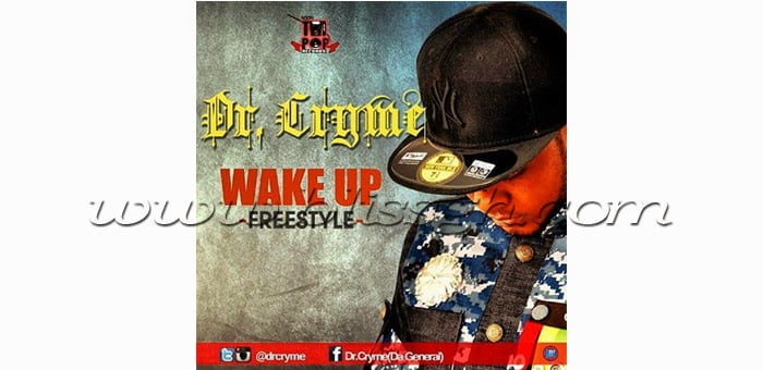 d cryme - D CRYME WAKE UP Freestyle