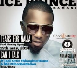 Photo of Ice Prince - Tears For Naija (BringBackOurGirls)