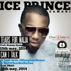 ice prince bring back our girls - Ice Prince - Tears For Naija (BringBackOurGirls)