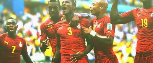Black Stars money being shared in Brazil – Report - Photos: Black Stars Receives World Cup appearance fees