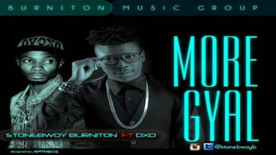 Photo of STONEBWOY - FT. DXD - MORE GYAL