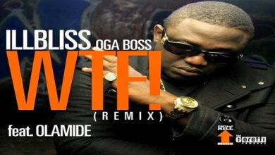 Photo of iLLBLiSS – WTF Ft. Olamide