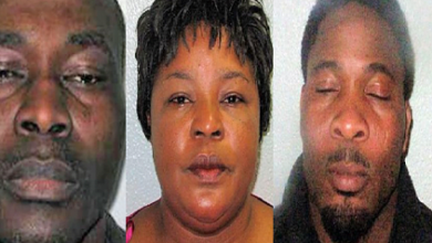 "Photo of 3 Nigerians Jailed For 13 Years In The UK For Using ""Juju"" For Sexual Exploitation"