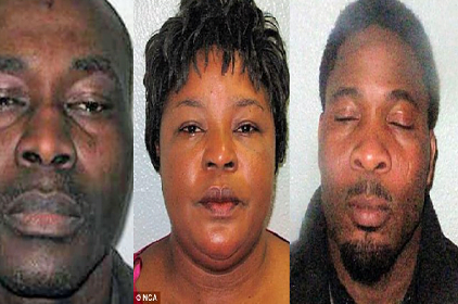 "3 Nigerians Jailed For 13 Years In The UK For Using ""Juju"" For Sexual Exploitation - 3 Nigerians Jailed For 13 Years In The UK For Using ""Juju"" For Sexual Exploitation"