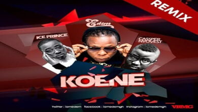 Photo of Edem - Koene (Remix) ft Ice Prince, Casper & Shaker
