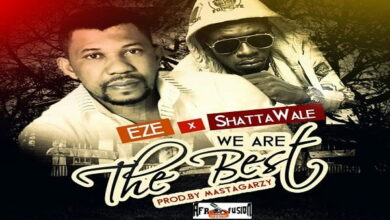 Photo of Eze ft. Shatta Wale – We Are The Best Prod. by Masta-Garzy