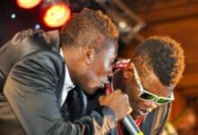 Photo of VIDEO: Asamoah Gyan talks – music experience with Castro
