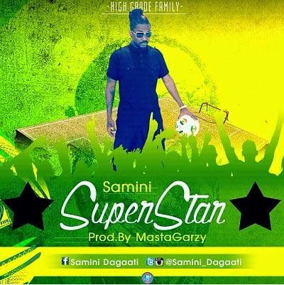 Samini Super Star Prod by Garzy blissgh - Samini - Super Star