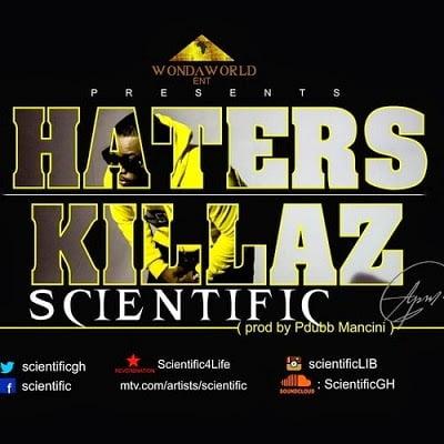 Scientific Haters Killaz Prod by. P.Dubb Mancini blissgh.com  - Scientific - Haters Killaz