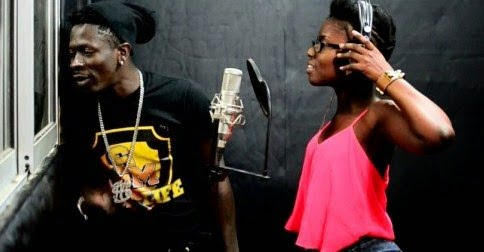 Photo of Shatta Wale ft. MzVee - Dancehall - Queen