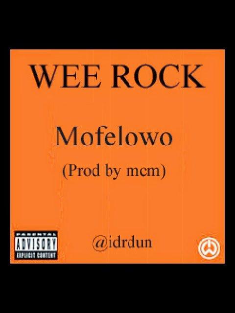 WE ROCK Mofelowo - WE ROCK - Mofelowo