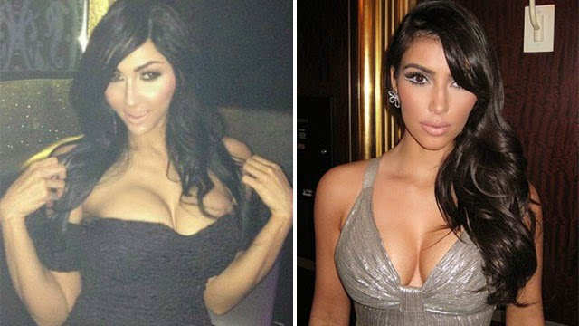 Woman spends 30000 to look like Kim Kardashian - Woman spends $30,000 to look like Kim Kardashian