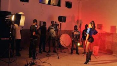 """Photo of Photos: Eazzy """"EMERGENCY"""" Video shoot Behind The Scene"""