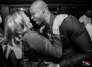 Photo of PHOTOS: Chris Attoh Proposes To Damilola Adegbite