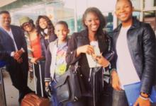 Photo of PHOTOS: Actress Omotola Shares Photos Of Her Beautiful Family