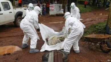 Photo of four Suspected Ebola cases in Ghana proved Negative!