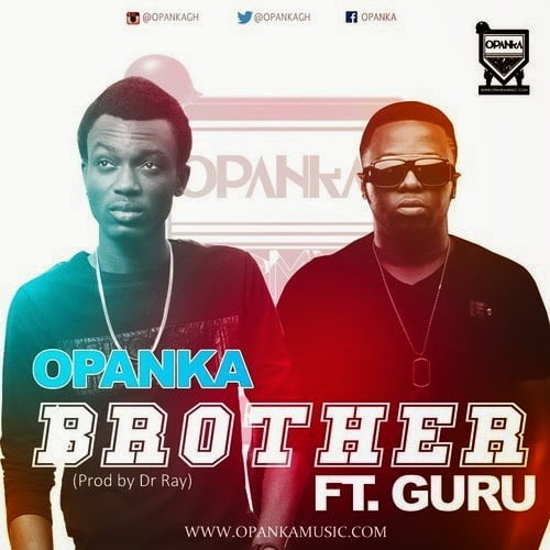 opankabrotherftguru - OPANKA - BROTHER ft Guru (Prod. by Dr Ray)