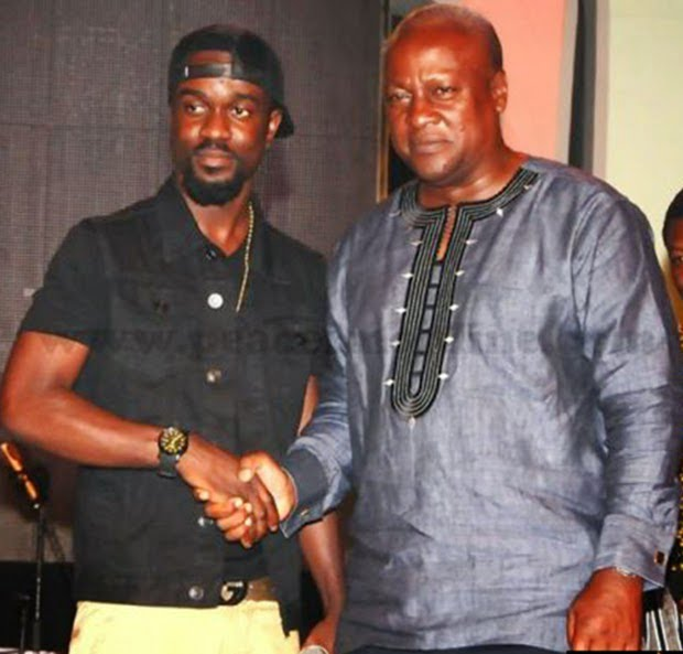 "sarkodie mahama - President Mahama Replies Sarkodie, ""You Are The Most Overrated Rapper In Ghana"""