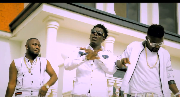 shattawaled2ghanawebblissghghana - Shatta Wale MA TA HE (I WILL TOUCH IT) Ft D2