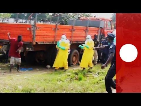 0 29 - Video: Ebola patient escapes quarantine, spreads panic in Monrovia (Liberia)