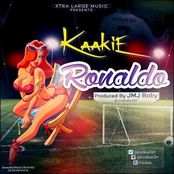 KaakieRonaldoart blissghlindaikeji - Kaaki -  #Ronaldo - (prod by. JMJ )