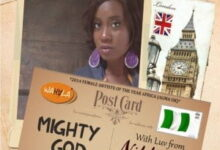 Nikki Laoye - Mighty God (Prod by Shabach) | Ng Music
