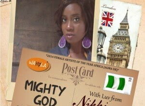 Photo of Nikki Laoye – Mighty God (Prod by Shabach) | Ng Music