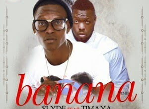 Photo of Slyde - Banana Remix ft. Timaya