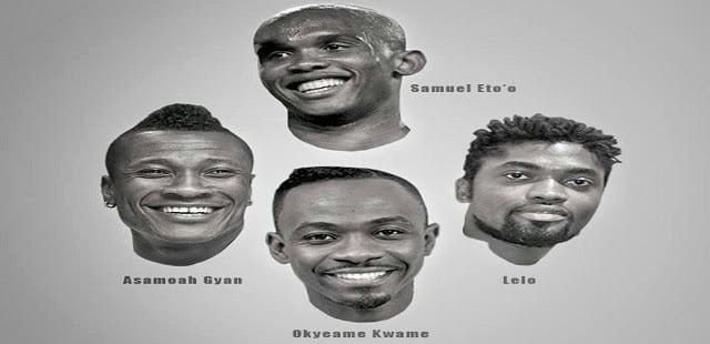 okyeamekwameitsyourtimeart - It's Your Time  - Okyeame Kwame ft. Lelo