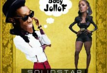 Photo of Solidstar Ft. Tiwa Savage – Baby Jollof