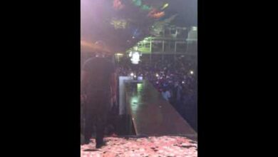 Photo of Stonebwoy Performs New Single Baafira ft. Ssarkodie at knust