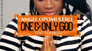 Photo of ANGEL OPOMULERO – ONE & ONLY GOD (Audio + BTS photos of videos)