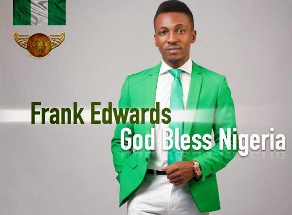 GODBlessNigeria FrankEdwardsft.tunexsaxophonewww.blissgh.com  - Frank Edwards - GOD Bless Nigeria ft. tunex saxophone