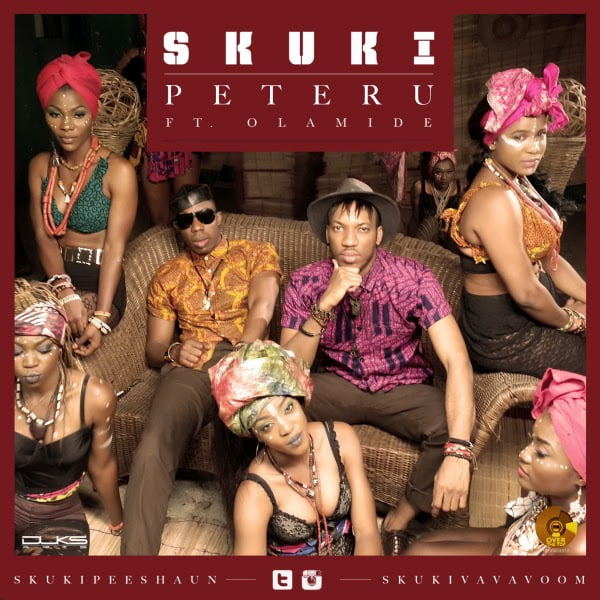 PETURU SKUKI ART 600x600 - mUSIC: Peteru - Skuki ft Olamide