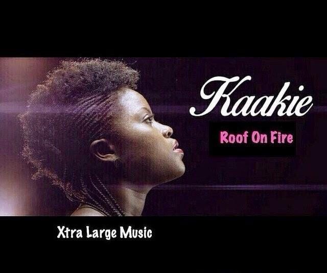 kaakie Roofisonfirewww.blissgh.com  - kaakie - Roof is on fire (Prod by JMJ)