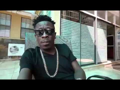 0 16 - Video: Shatta Wale Pleads with Ghana police to Free Kwaw Kese