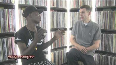 Photo of ▶VIDEO:  Lil Kesh does the Shoki & Skelewu dances at the TimWestwood Crib Session