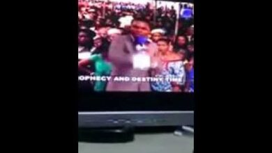 Photo of Video: Bishop Obinim insults Jj Rawlings & Afia Schwarzenegger, threatens to teach them a lesson spirit